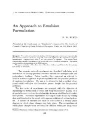 An Approach to Emulsion Formulation - Journal of Cosmetic Science ...