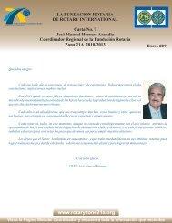 La Fundación Rotaria en la Asamblea Internacional - LFR ZONA 21a