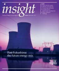 Insight magazine issue 3 2011 (pdf, 7150kb) - Lloyd's Register