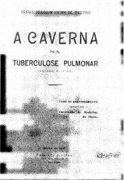 TUBERCULOSE PULMONA