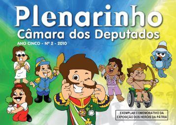 ANO CINCO - Nº 2 - 2010 - Câmara dos Deputados
