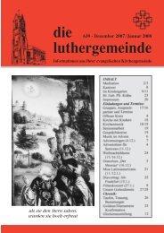 Herunterladen - Luthergemeinde
