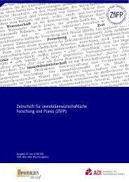 Zfifp Ausgabe 19. 07. 2011 - ADI Akademie der ...