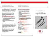 Flyer herunterladen (500 KB) - LOPREX GmbH