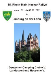 Limburg an der Lahn - des Landesverbandes Ostwestfalen-Lippe