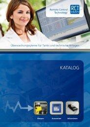 RCT Katalog - Remote Control Technology GmbH