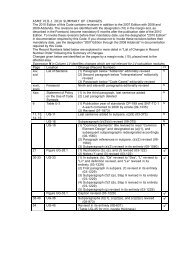 Page 1 ASME VIII-1 2010 SUMMARY OF CHANGES The 2010 ...