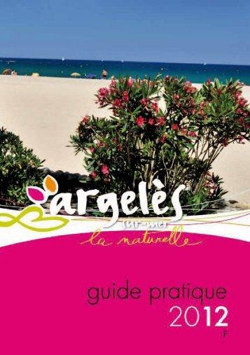 Télécharger le document - Ville - Argelès-sur-Mer