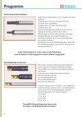 Vollhartmetall-Gewindefräser - acanter.de - Seite 4