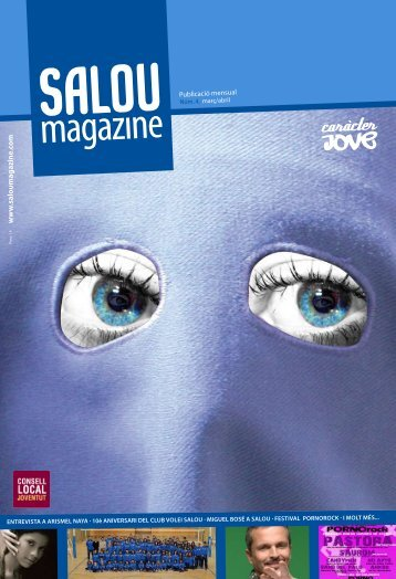 Descarrega't el número 04 de la revista en pdf ... - Saloumagazine