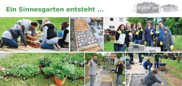 Sinnesgarten - LWV.Eingliederungshilfe GmbH