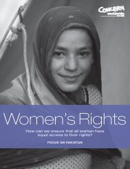 How can we ensure that all women have equal access to their rights?