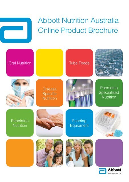 abbott nutrition australia online product brochure
