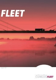 COMLOGFleet - PDF - LOGEC Software - Entwicklung