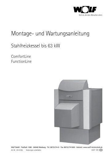 Montageanleitung CNK