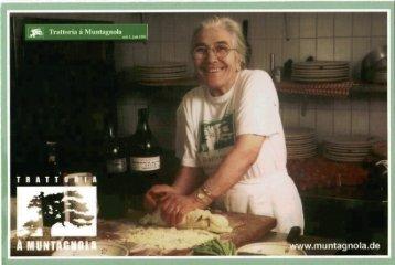 Rezepte Muntagnola Italy