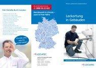 @ 0800 56 22 832 - Locatec Ortungstechnik GmbH