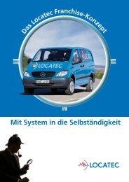 Mit System in die Selbständigkeit - Locatec Ortungstechnik GmbH