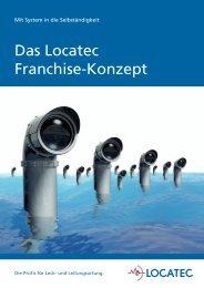Das Locatec Franchise-Konzept - Locatec Ortungstechnik GmbH