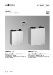 Datenblatt Vitovent 300