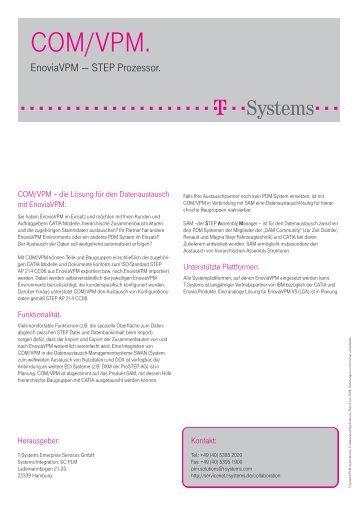 Flyer COM-VPM_ED - ACTAS GmbH