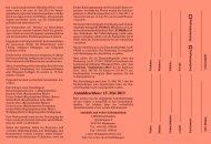 Sommerkurs 2013 für sinfonischer Blasorchester