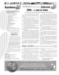 15 anos de vitória - AME Heróis da Fé