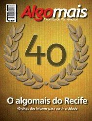 Edição 75 - Revista Algomais