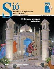 Març - Revista Sió