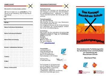 Rauchfrei - Landeszentrale für Gesundheitsförderung in Rheinland ...