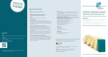 Fachtag - Landeszentrale für Gesundheitsförderung in Rheinland ...