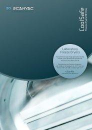 Laboratory Freeze Dryers - LMS Consult