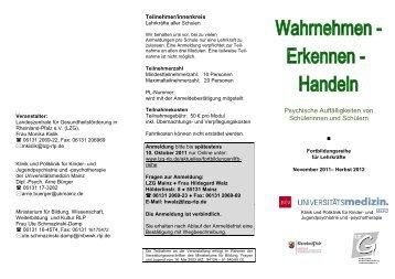 Information - Landeszentrale für Gesundheitsförderung in Rheinland ...