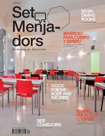 Set Menjadors - Mariona Moncunill