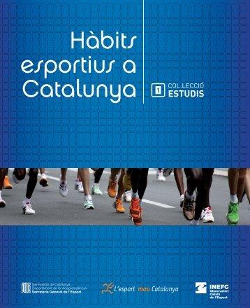 [ pdf ] Habits esportius a catalunya - Ajuntament de Barcelona