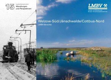Welzow-Süd/Jänschwalde/Cottbus-Nord - LMBV