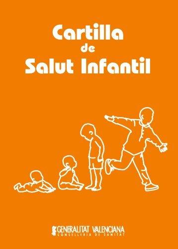 Cartilla Salut Infantil