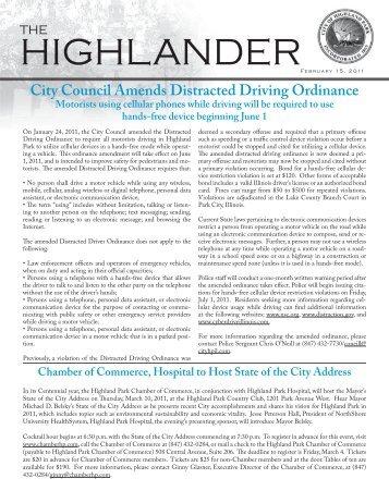 Feb 11 rev.pdf - Highland Park, IL - Official Website