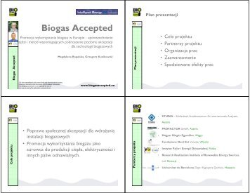Biogas Accepted