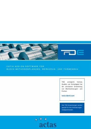 Actas GmbH - TDE V5