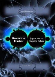 Geometria Fractal: jugant amb el caos i la natura - Facultat de ...
