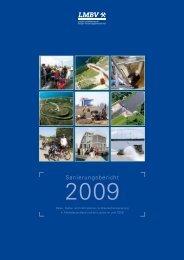 Sanierungsbericht 2009 - LMBV
