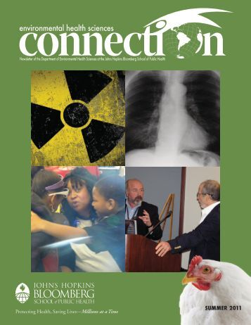 Summer 2011 - Johns Hopkins Bloomberg School of Public Health