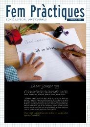 fem practiques jocs florals 2009 - AMPA Pràctiques II