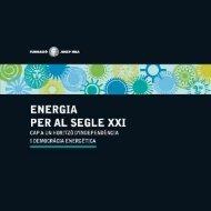Energia per al segle XXI - Esquerra Republicana de Catalunya