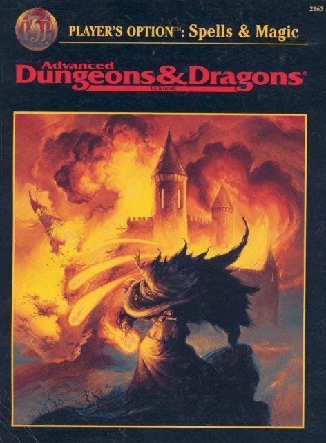 Spells & Magic - Orbis Terrarum RPG