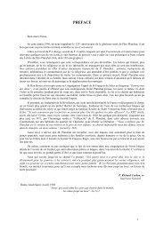 Lettres du P. Henri Planchat