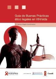 Guía de Buenas Prácticas ético legales en VIH/sida - Unesco