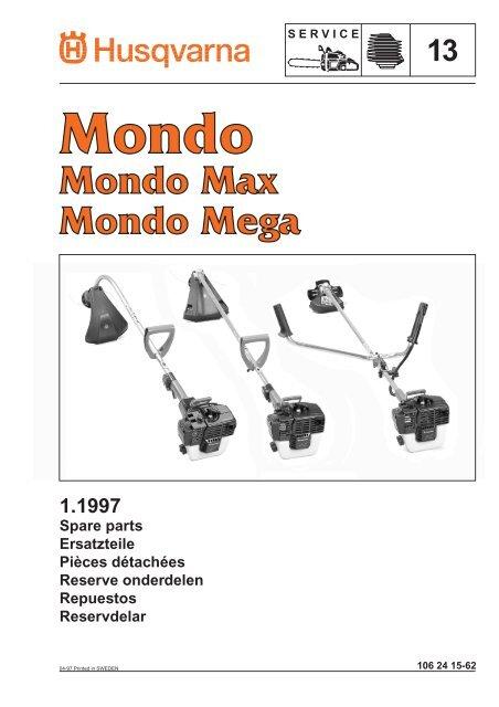 IPL, Mondo / Max / Mega, 1997-04, Line Trimmer