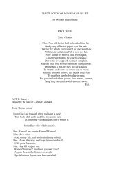 romeo and juliet act 2.pdf - Open High School OpenCourseWare